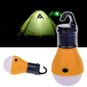 Teltlampe - campinglampe - LED