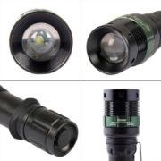 Mini LED-lommelykt